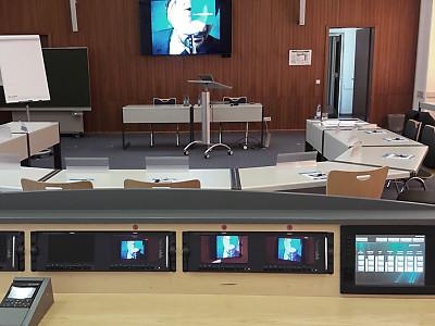 Rhetor Seminartechnik in Kloster Banz